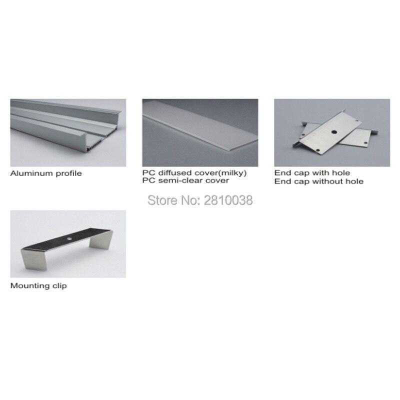 canal de aluminio 12 1 m comprimento super 02