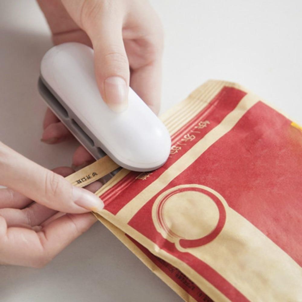 Sealer Sealing Machine Packaging Portable Home Mini Heat Bag Plastic Bag Food IN