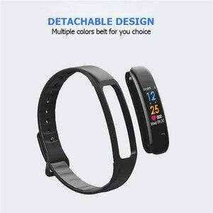 Image 3 - HORUG Smartband Smart Activity Tracker Activity Bracelet Smartband  Fitness Bracelet Fitness Tracker Electronic Health Monitor