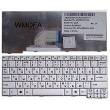Русская клавиатура для ноутбука Acer Aspire One ZG5 D150 A150 A150L ZA8 ZG8 D210 D250 A110 EMACHINES EM250 RU белый Клавиатура