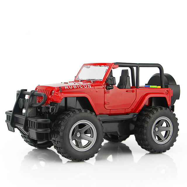 Offload Inertial Vehicle Car Jeep Model Baby Story Learning Machine
