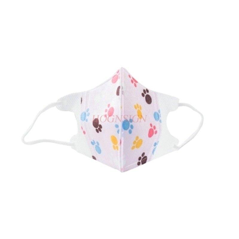 0-1-3 лет, детка маска тонкие детские дышащие антибактериальные Лето pm2.5 anti-smog12 месяцев