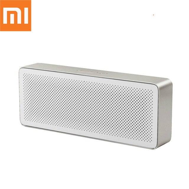 Xiaomi Square Box 2 Mi Bluetooth Portable Stereo Speaker Bluetooth 4.2