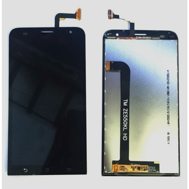 For Asus Zenfone 2 Laser 5.5 ZE550KL Z00LD LCD Display Panel+Touch Screen Assembly Original Free Shipping With Tracking Number