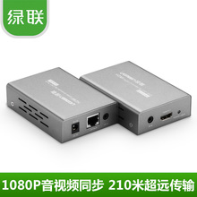 Green HDMI Extender Amplifier to RJ45 up to 100M
