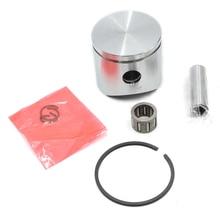40MM Piston Ring Needle Bearing Kit For HUSQVARNA 41 141 142 Chainsaw #530069940