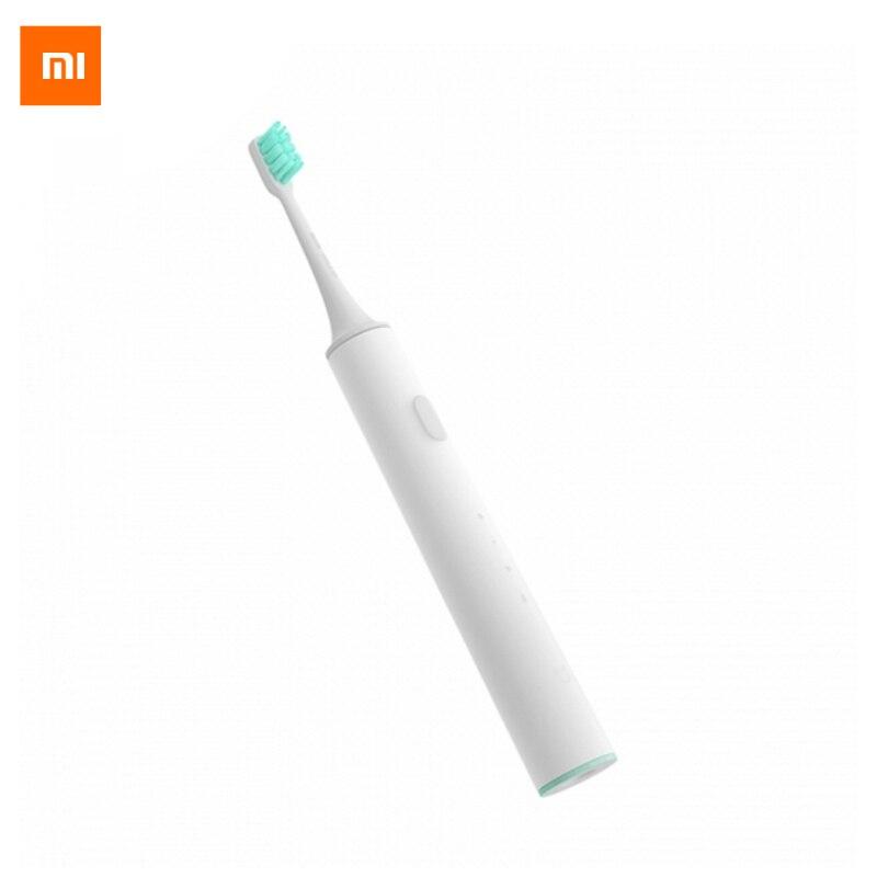 Originale Xiaomi Mijia Intelligente Elettrico Sonico Teethbrush Carica Senza Fili Impermeabile IPX7 Bluetooth Via Telefono APP Controllo
