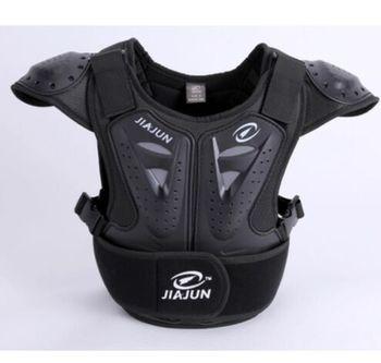 Dorosłych odporne na tłuczenie odzież motocyklowa ochraniacz klatki piersiowej armor back off-road wyposażenie ochronne odblaskowe ochronne niedźwiedź tanie i dobre opinie SUWDT NYLON Comfortable breathable