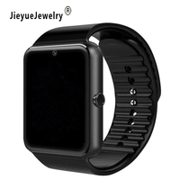 Brand LED Electronic Intelligent Wristwatch Waterproof Sport Gold Smart Watch Pedometer For IPhone Android Wrist Watch