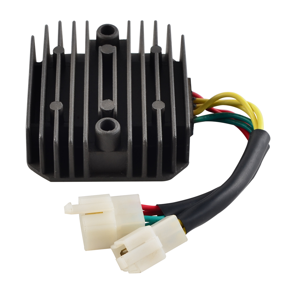 Regulator Rectifier Voltage For Honda CBR600F VFR400 700 750 VTR250 VF750 NT400 650 TRX250 TRX400 for Suzuki LTZ400 LTR450
