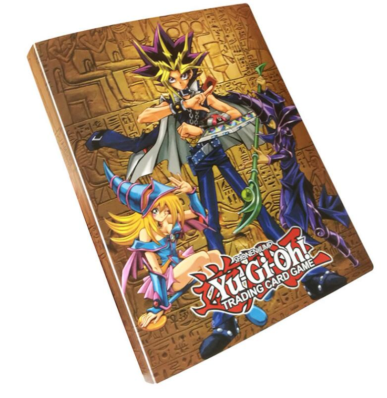 Yu-Gi-Oh New Fashion Card Collection For Yu Gi Special Card Book Oh 112 Game Card Collection Yugioh GameBook