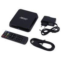 Original M8S Plus Smart TV Box Quad Core Android 5 1 STB 2GB 8GB Bluetooth 4K
