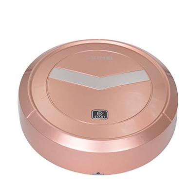 Bonito Robot Aspiradora Limpiador De Polvo Limpieza De Piso Enchufe Usb Inteligente Limpiador Súper Aspiradora Automática