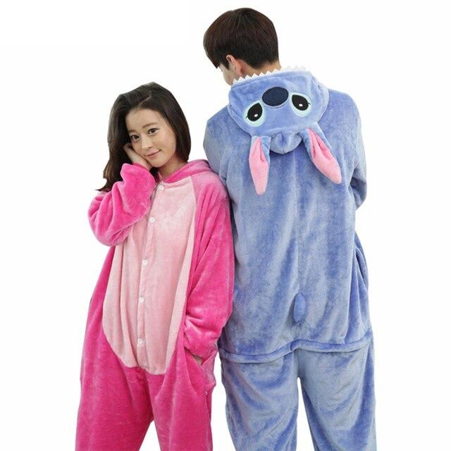 Kigurumi Unicorn Pajamas Set Women Unicorn Cute Animal Pajamas kits Winter unicornio Cosplay Nightie Pyjamas Sleepwear Homewear