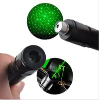 Green Laser Pointer 2in1 Babysbreath 200mw 532nm High Power Laser Beam 10000 Meters
