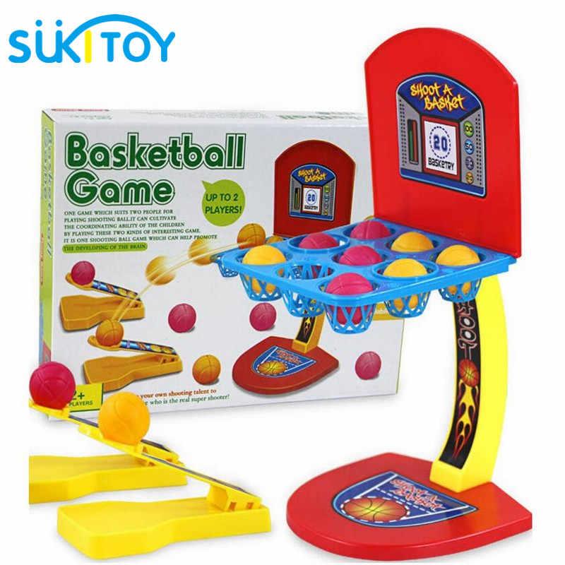 Игрушки для вечеринок детская доска игра мини баскетбол стрельба Oyuncak настольная игра для семьи Набор для домашней вечеринки игрушки 53