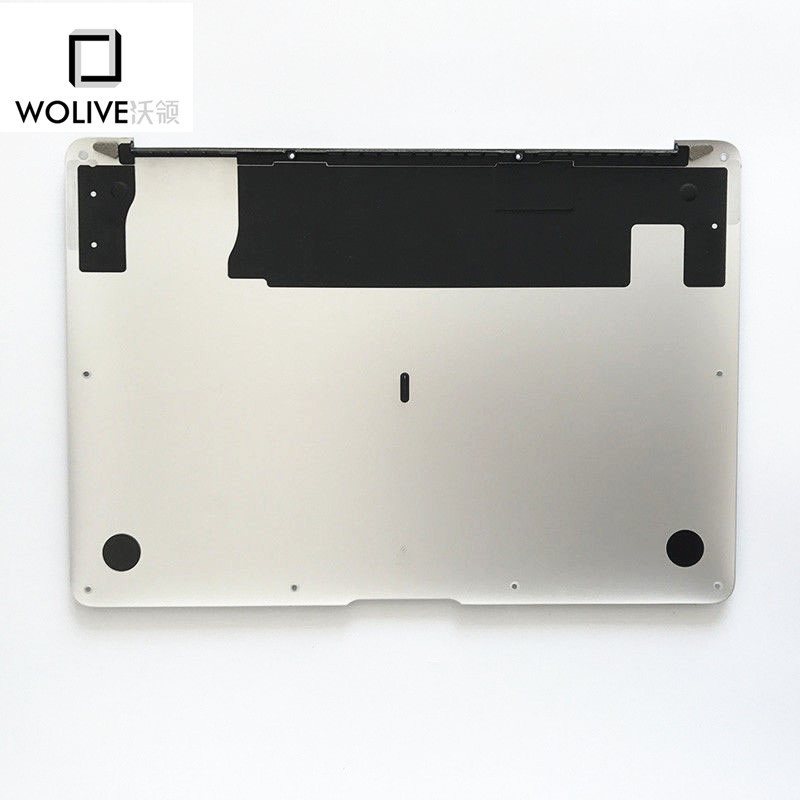 Genuine New Back Cover Bottom Case Housing for Macbook Air 13 A1369 A1466 2010 2011 2012 2013 2014 2015 year brand new for macbook pro 13 a1278 lower bottom case cover battery door back cover 2009 2010 2011 2012 year