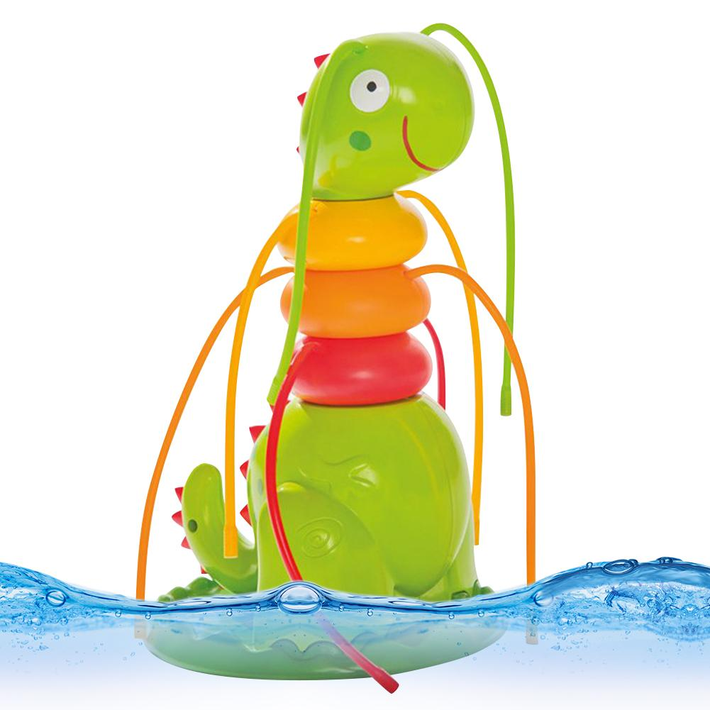 Caterpillar Shape Water Sprayer Sprinkler Outdoor Fun Toy Swimming Party Beach Pool Play For Kids Children