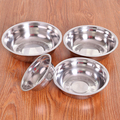 5Pcs New Stainless steel pot soup canteen stainless steel bowl  stainless steel  bowl wholesale bowl