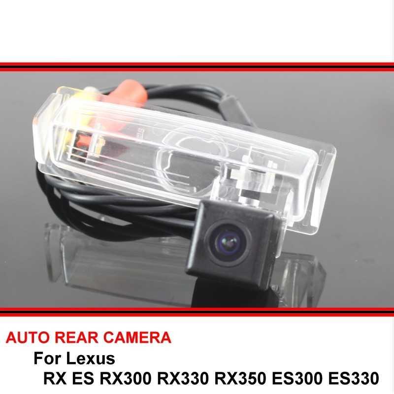 Dla Lexus RX ES RX300 RX330 RX350 ES300 ES330 widok z tyłu kamera cofania kamera samochodowa kamera cofania HD CCD Night Vision