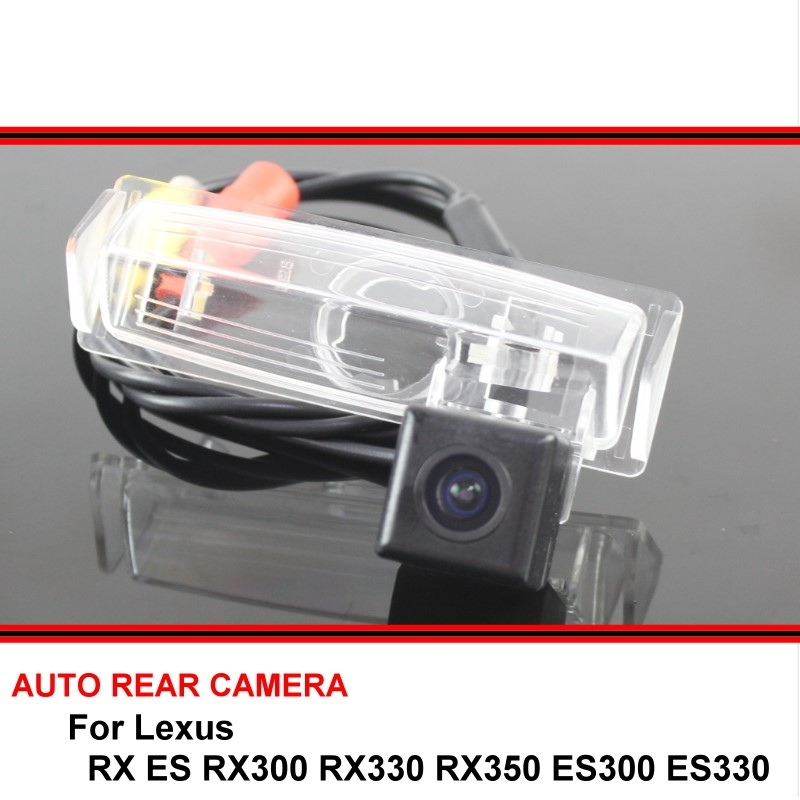 For Lexus RX ES RX300 RX330 RX350 ES300 ES330 Rear View Camera Reversing Camera Car Back Up Camera HD CCD Night Vision