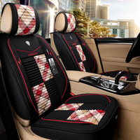 Car Seat Cover for Chevrolet Aveo Cruze Captiva Malibu SPARK Impala Niva Beat Code SS Chrysler Ypsilon 200 300C Delta PT Cruiser