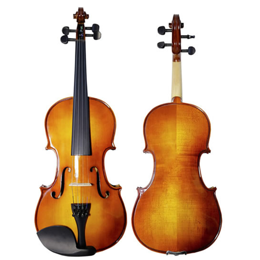 Antique Violin 4/4 3/4 Maple Violino High-grade Handmade Acoustic Students Violin Fiddle For Beginner TONGLING Brand 5pcs professional violin use black 5 prong rubber 4 4 3 4 violin silencers fiddle practice mutes for violin accessories