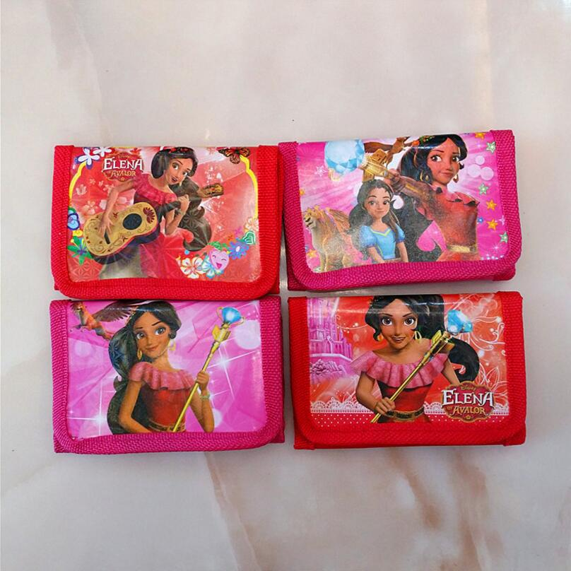 12pcs Elena of Avalor Oceana Moana Coin Purse Cute Kids Cartoon Wallet Bag Pouch Children Purse Small Wallet Party Gift elena kotyrlo space time dynamics of fertility and commuting