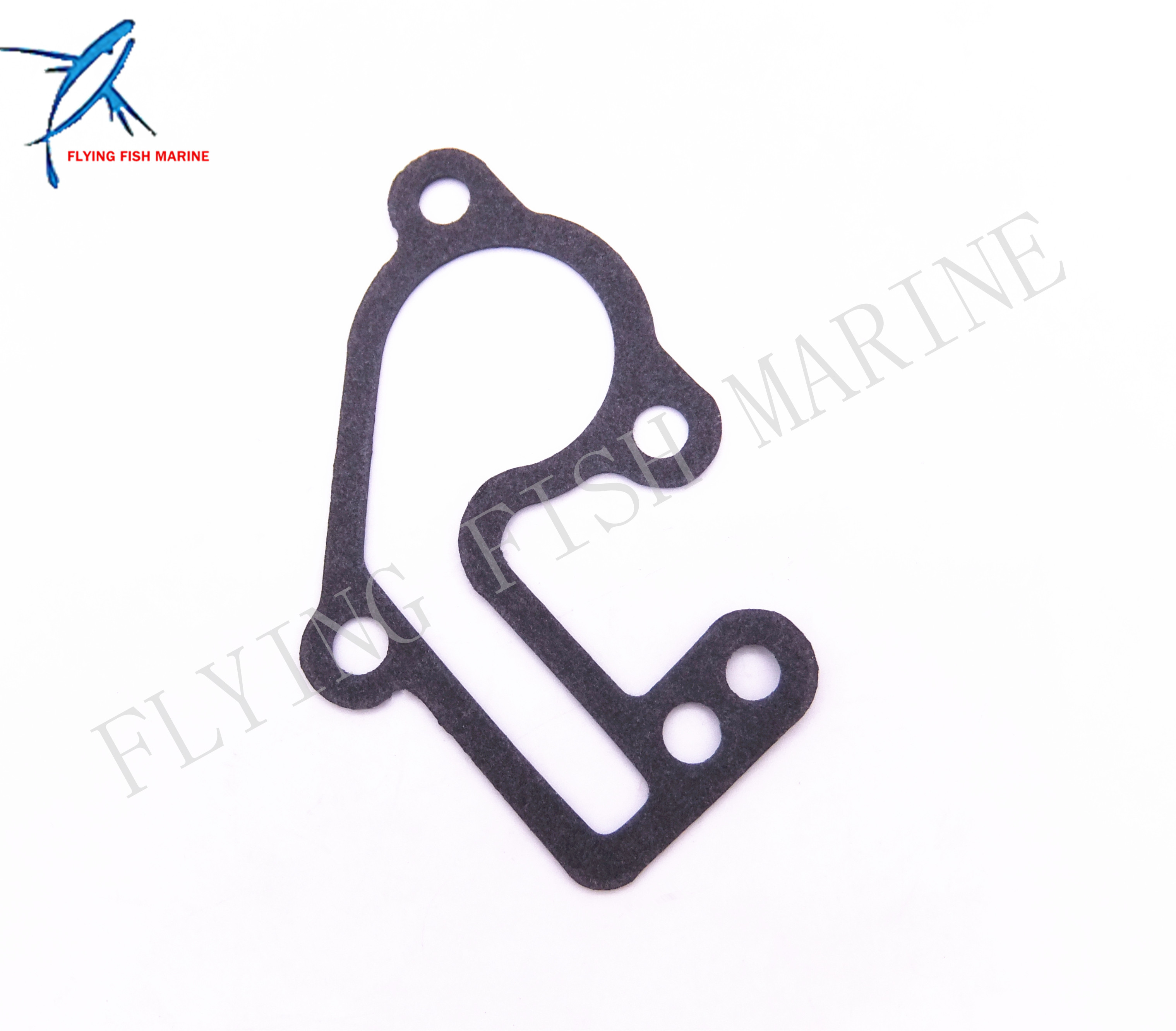 Outboard Engine 682-12414-A1 Thermostat Cover Gasket for Yamaha 2-Stroke  9 9hp 15hp 15F Boat Motor Free Shipping
