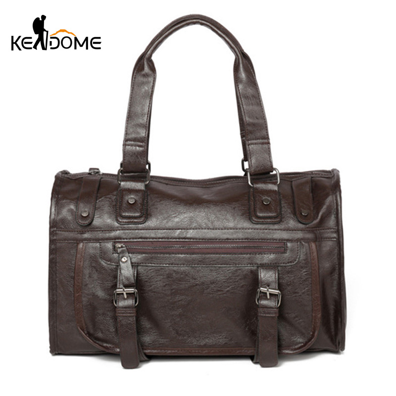 Multifunction Men Gym Bag Women Training Fitness Travel Shoulder Bags Male Pu Leather Sports Handbag Bolso Sac De Sport Xa64d Rich In Poetic And Pictorial Splendor Sports Bags Gym Bags