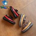 Tutuyu 2017 primavera yeezy shoes kids shoes niños niñas zapatillas de deporte de moda de verano niños respirables de lona causal shoes sply 350