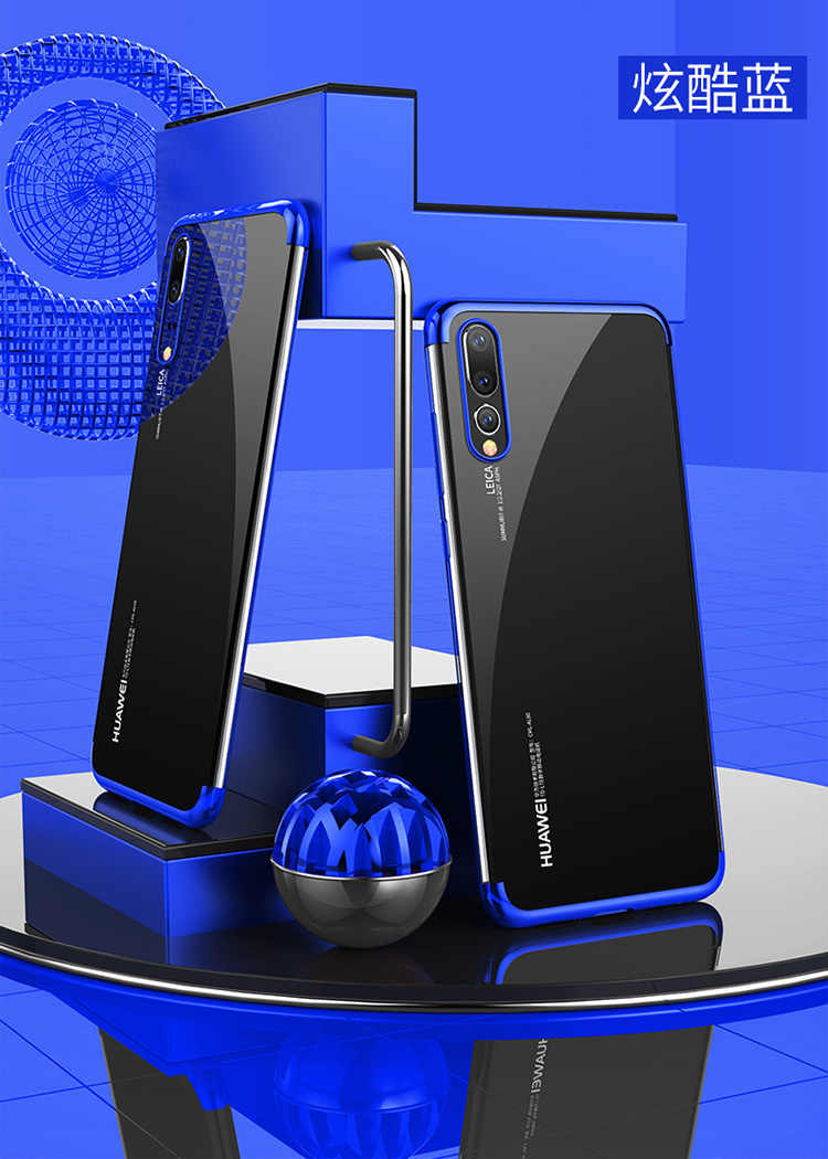 ברור רך סיליקון מקרה עבור Huawei P20 P10 בתוספת P8 P9 לייט 2017 כבוד 8 9 תצוגה 10 V10 V9 לשחק TPU טלפון סלולרי חזרה כיסוי