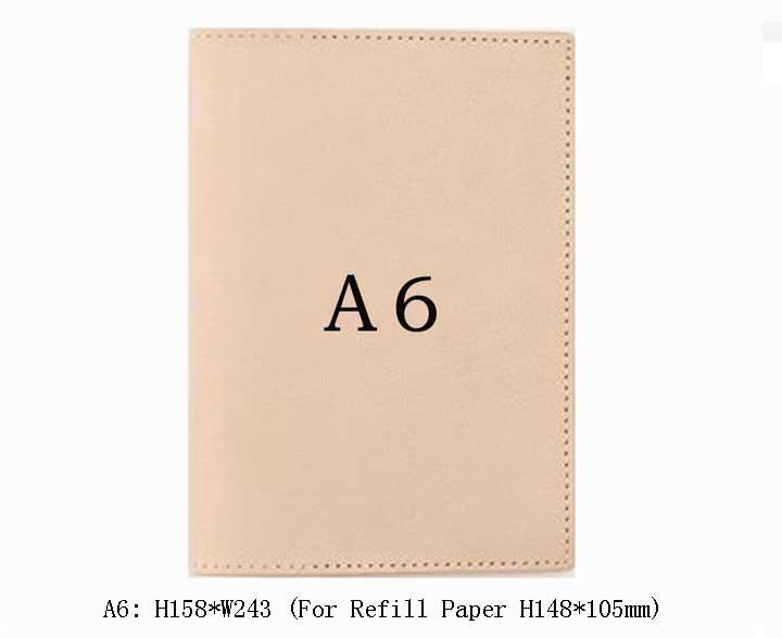 notebook para hobonich planejador artigos de papelaria