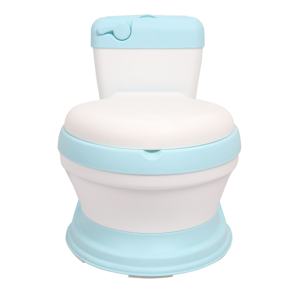 Online Shop Gratis Pengiriman Gaya Qq Anak Toilet Bayi Kursi Potty Seat Balita With Handle Simulasi Pony Ember Portabel Latihan Urinal Potties