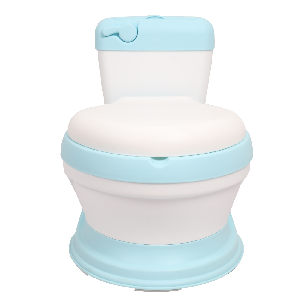 Children Simulation Toilet Infant Pony Bucket Potty Seat Toddler Portable Toilet Training Urinal Children Potties babyyuga 3 in 1 multifunction children baby potty training toilet potties