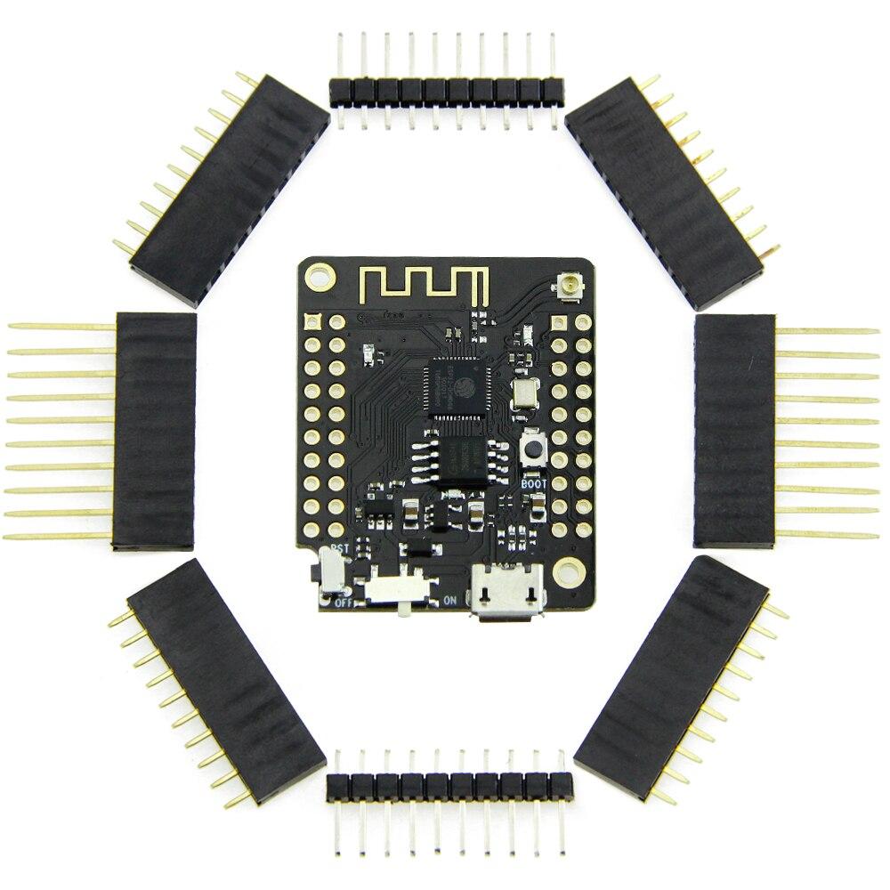 TTGO MINI32 V2.0.13 ESP32 rev1 (rev one)  WiFi + Bluetooth Module For D1 mini