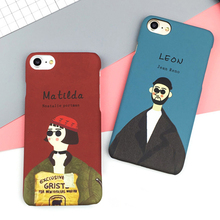 LEON Movie Phone Case iPhone 7  7 Plus