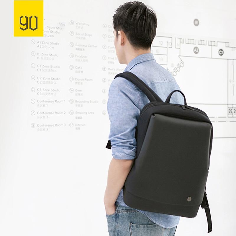 Image 3 - NINETYGO 90FUN Urban Commute Backpack Large Cpacity Water  resistant Daypack 15.6 Laptop Bag for women men College  BusinessBackpacks