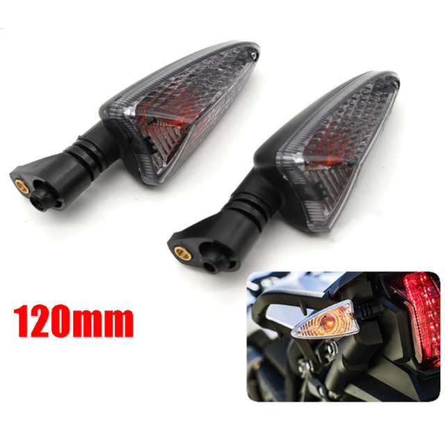 For Aprilia RSV 4R/ RS4 125/ SR Motard 125/ SXV 550 Motocycle Front/Rear Blinker Turn Signal Light Indicator Lamp