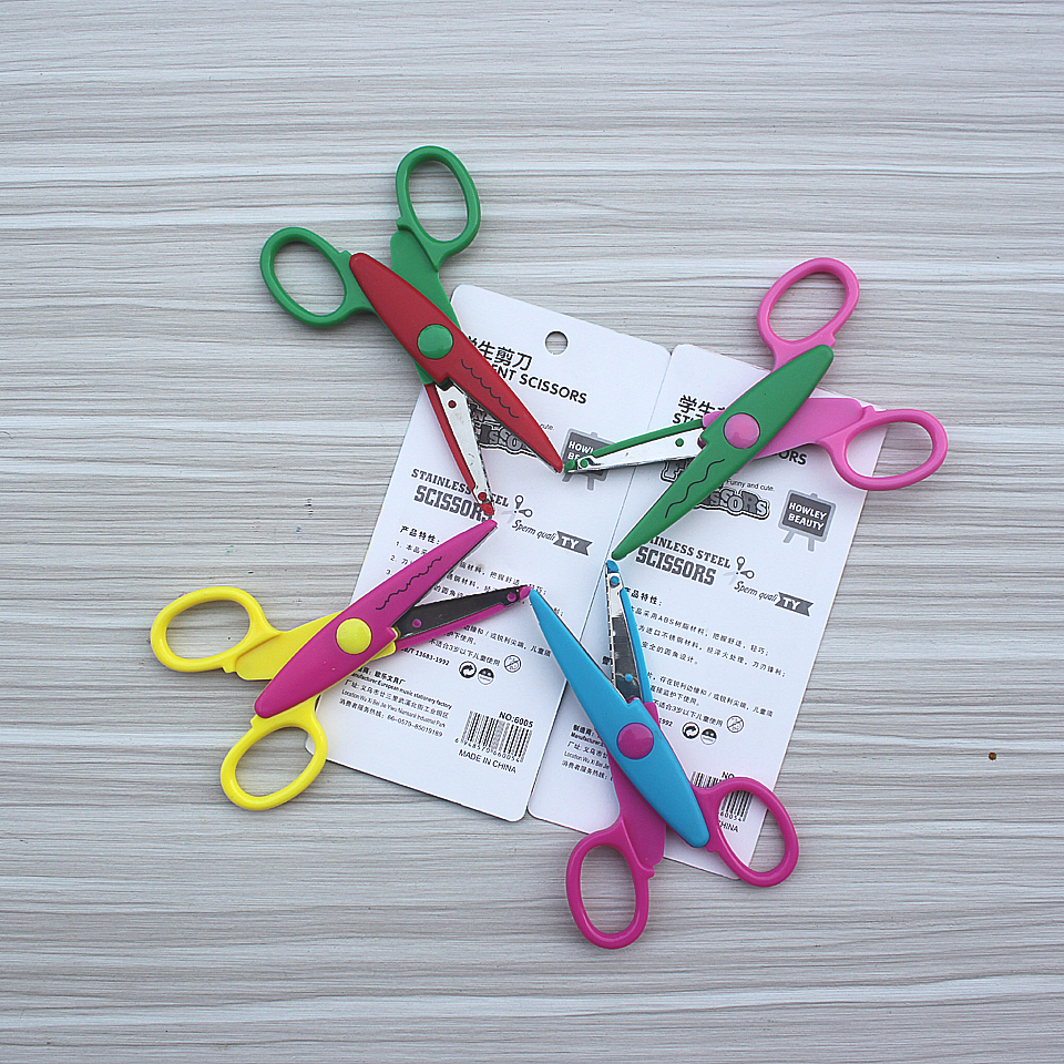 Diy Photo Album Lace Scissors Handmade Art Greeting Cards Birthday