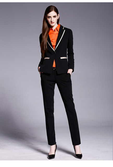 Women in Business Suits