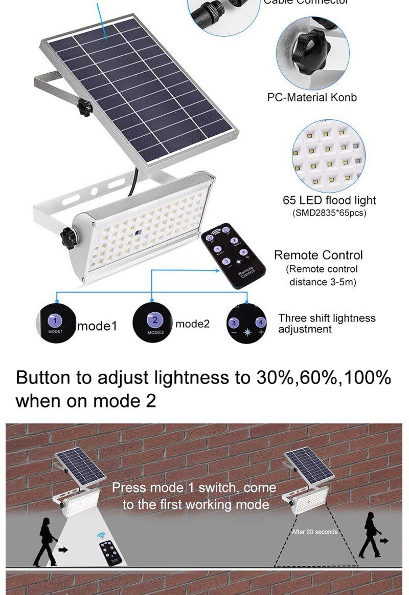 livre à prova dwireless água jardim solar