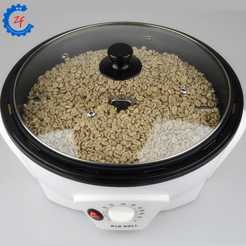 Small scale coffee roaster roasting machine for cocoa bean cashew nuts baking ovenSmall scale coffee roaster roasting machine for cocoa bean cashew nuts baking oven