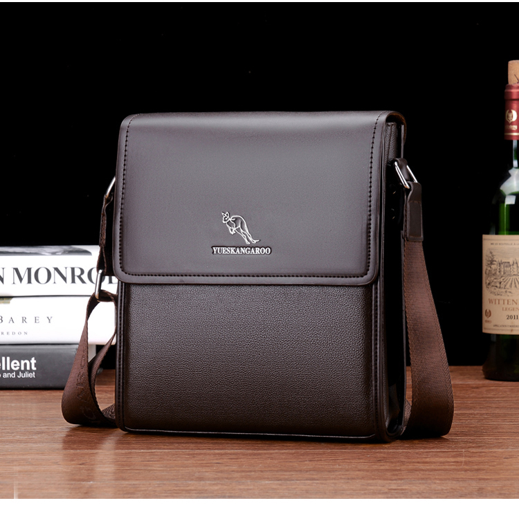 casual Last Briefcase leather 4