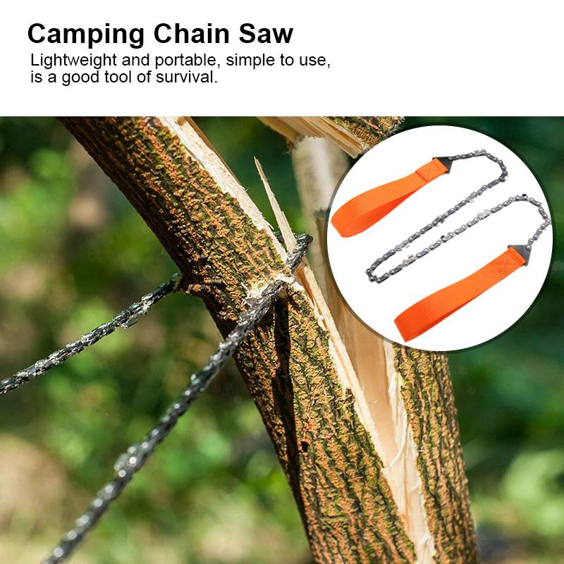 Pocket Survival Chain Saw