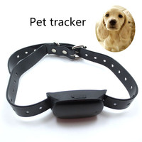 pet GPS Tracker Finder GSM Anti Lost neckwear Smart Finder for Pets Cats Dogs gps tracking device Locator Mini Tracker MT80B
