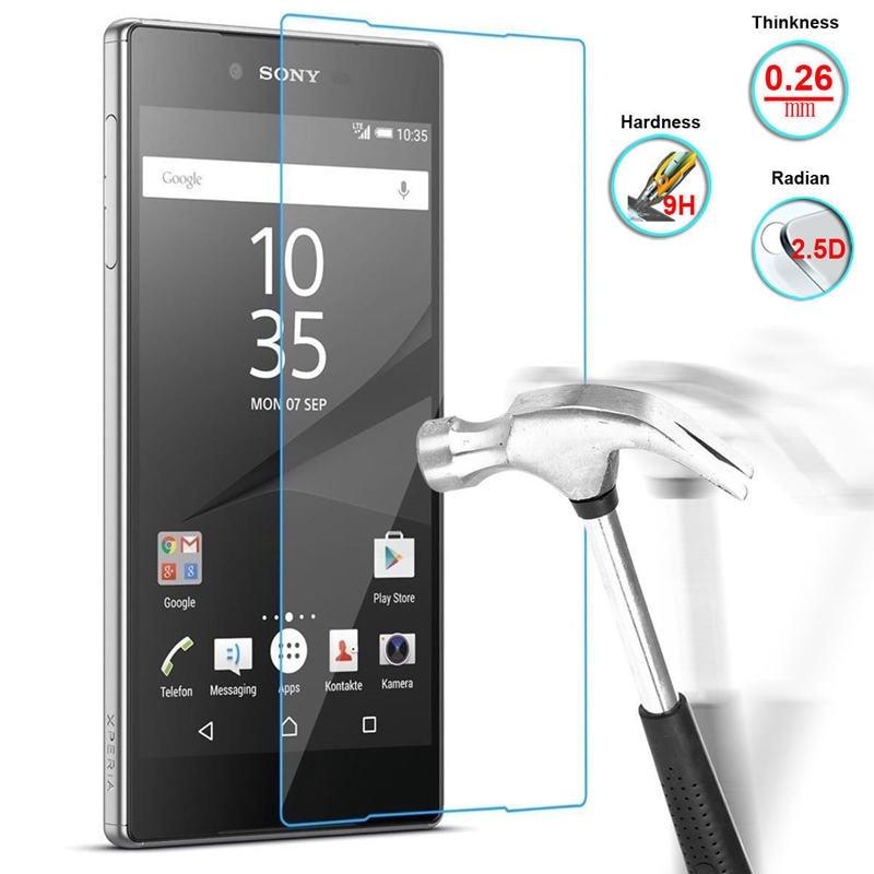 Premium tempered Glass for Sony C4 Xperia C4 E5333 E5343 E5363 E 5333 5343 5363 Screen Protector Film For Sony Xperia C4 GLASS