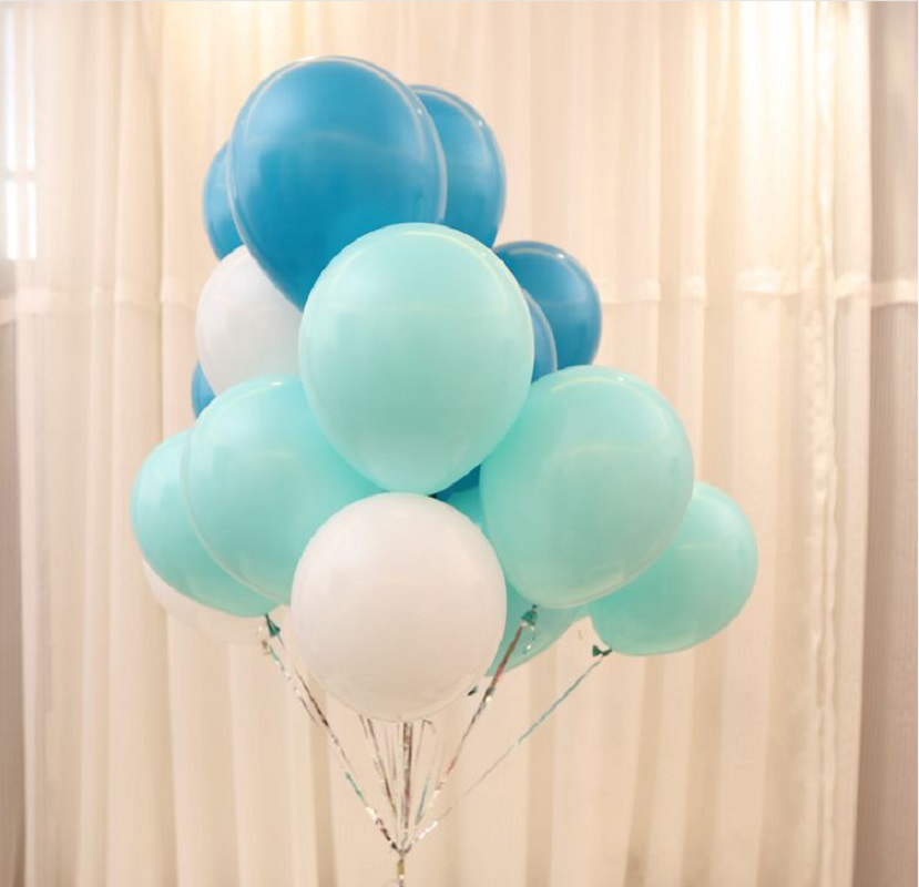 2.2g thicken happy Wedding Latex balloons 100pcs 10inch kids Birthday party decorations lovely toys air baloes