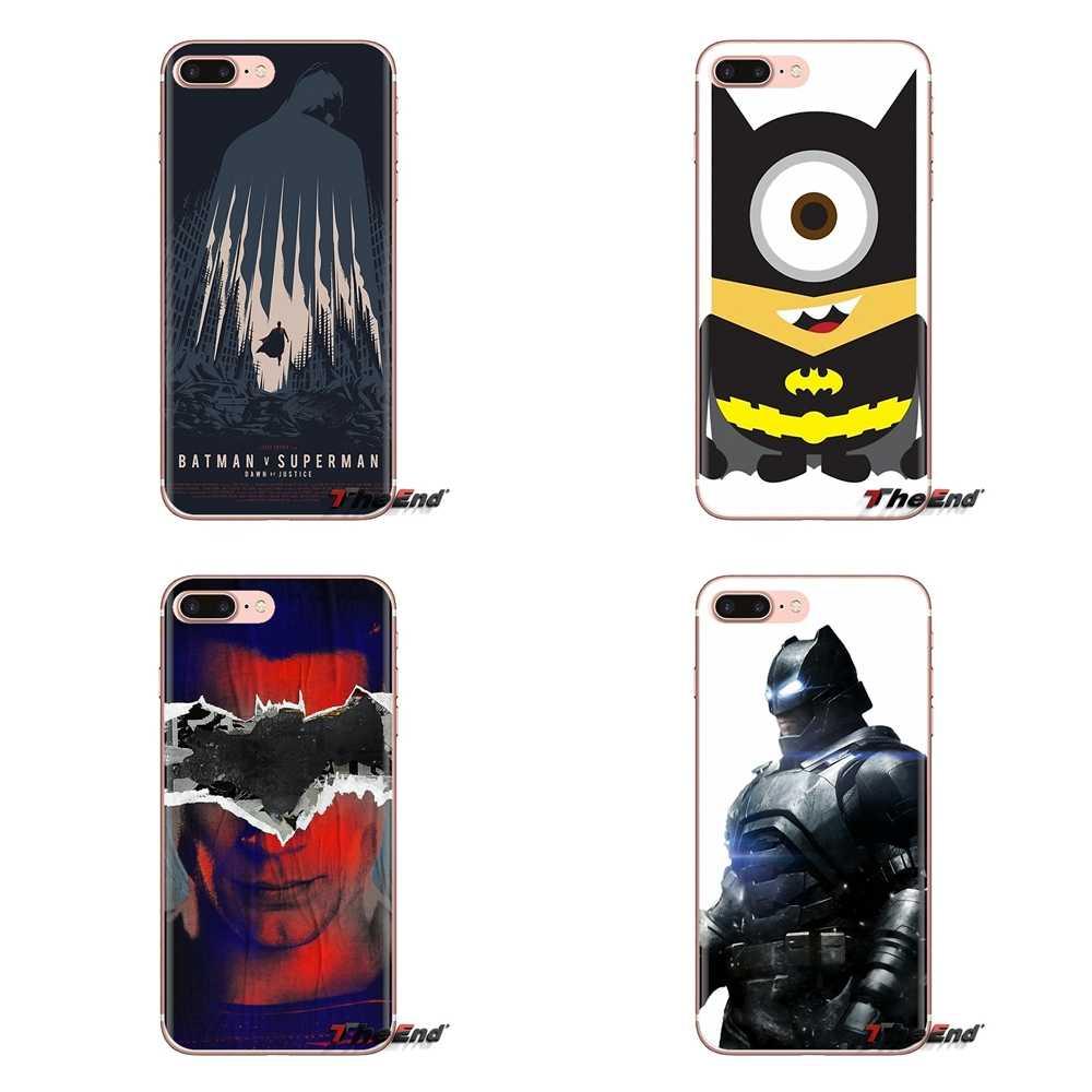 Batman v Superman adalet Şafak Için Xiao mi mi 4 mi 5 mi 5S mi 6 mi A1 a2 5X6X8 9 Lite SE Pro mi Max mi x 2 3 2S telefon Kabuk kılıfları