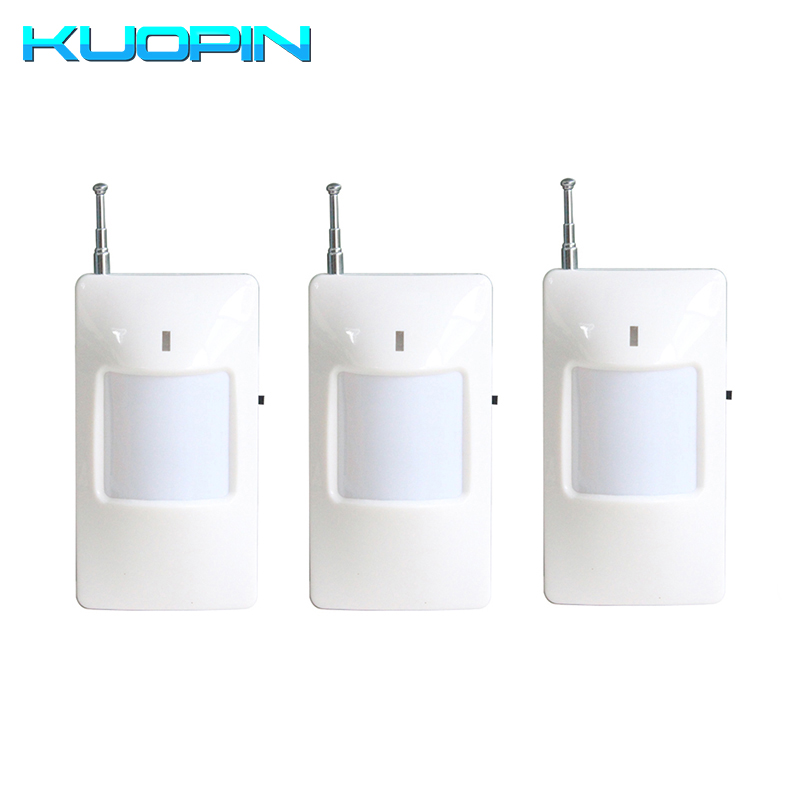 Factory Direct Offer Wireless PIR Motion Sensor 315/433MHz And Multiple Optional PIR Motion Detector For GSM Alarm SystemFactory Direct Offer Wireless PIR Motion Sensor 315/433MHz And Multiple Optional PIR Motion Detector For GSM Alarm System